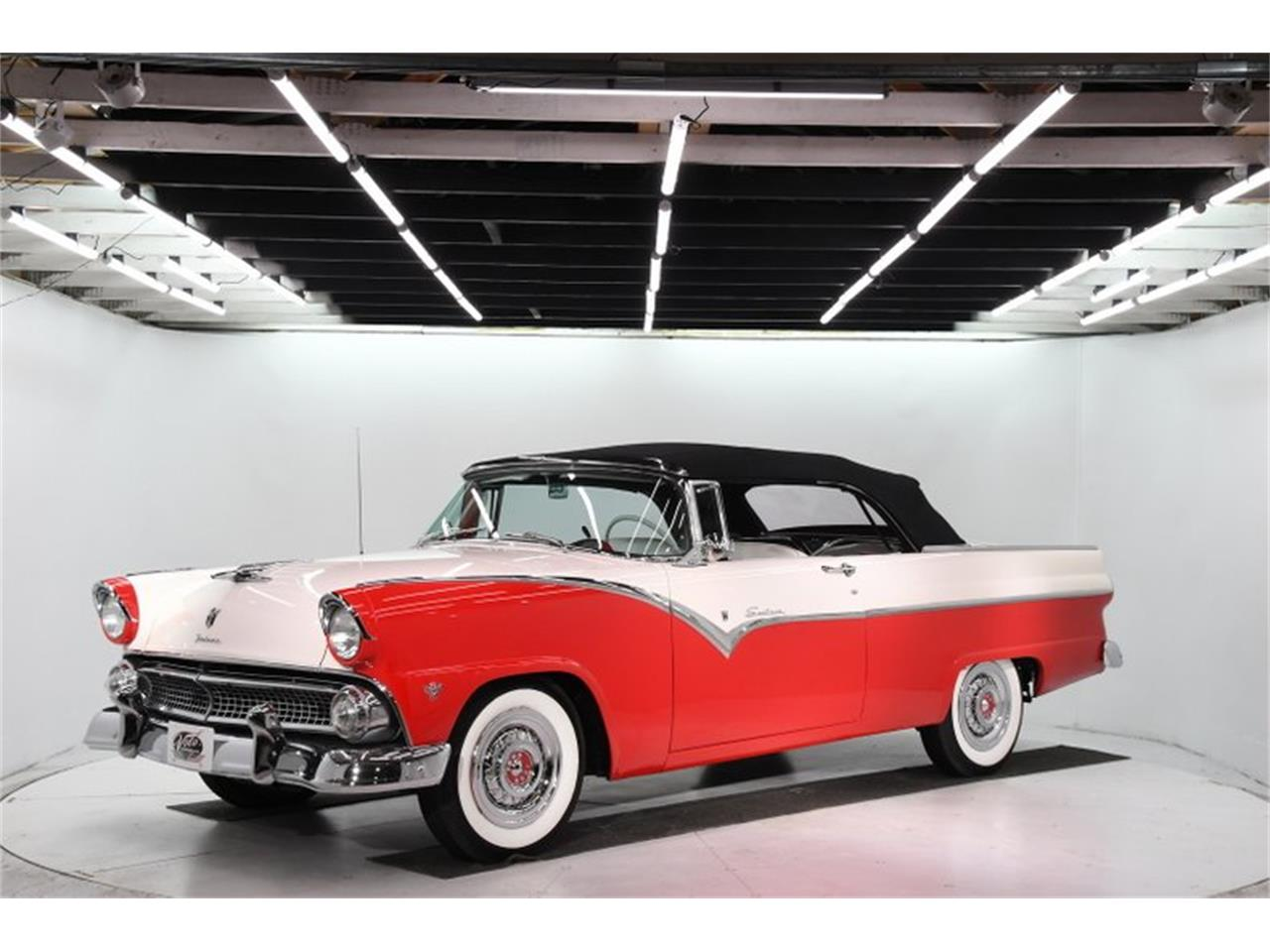Large Picture of Classic 1955 Ford Fairlane located in Volo Illinois - $45,998.00 Offered by Volo Auto Museum - PM6P