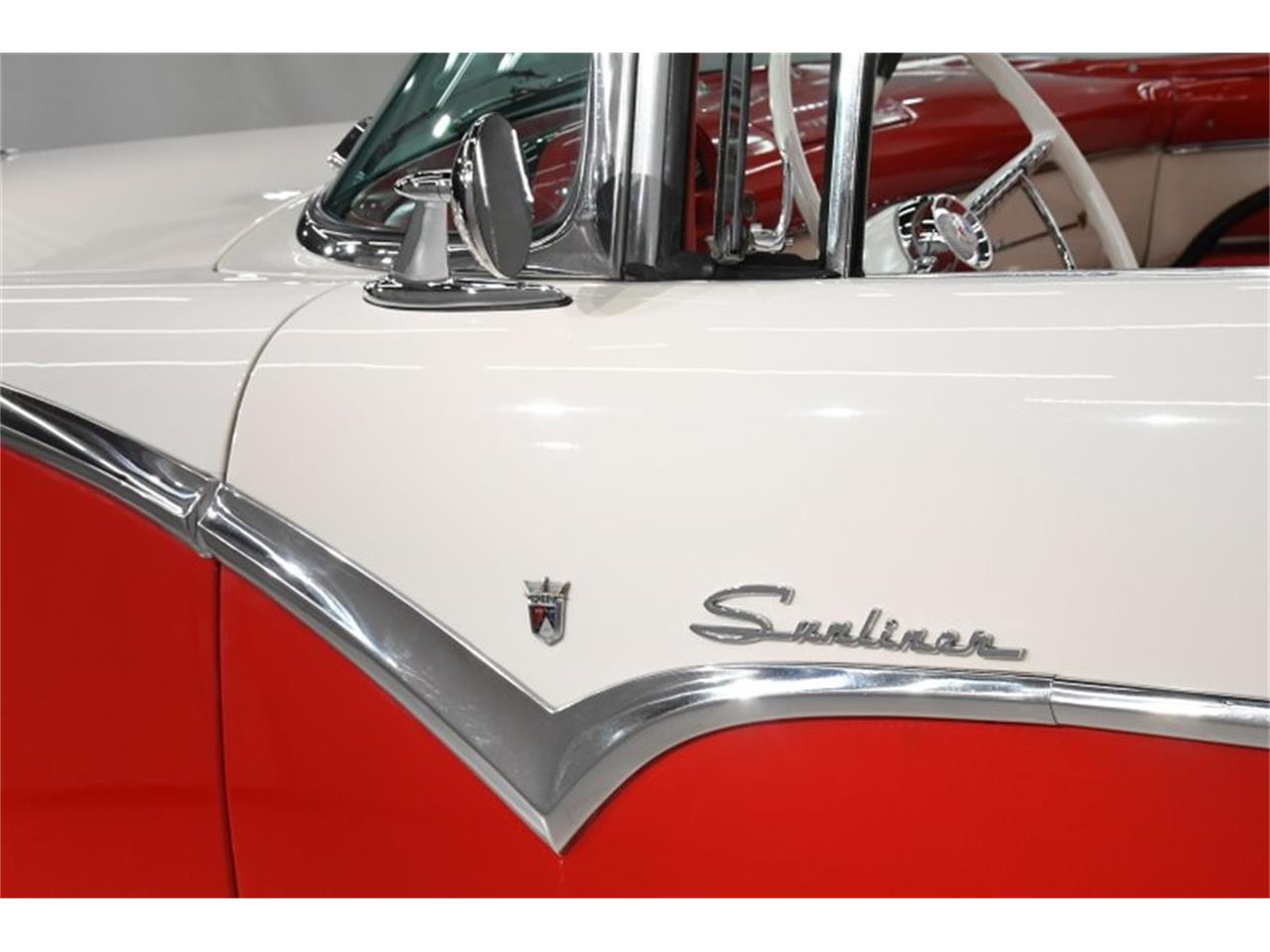 Large Picture of Classic 1955 Fairlane located in Illinois - $45,998.00 Offered by Volo Auto Museum - PM6P