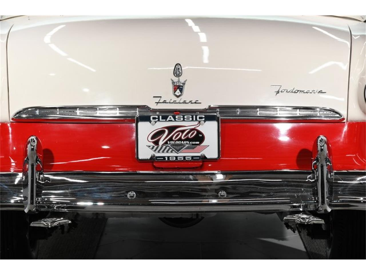Large Picture of Classic '55 Ford Fairlane located in Volo Illinois - $45,998.00 - PM6P