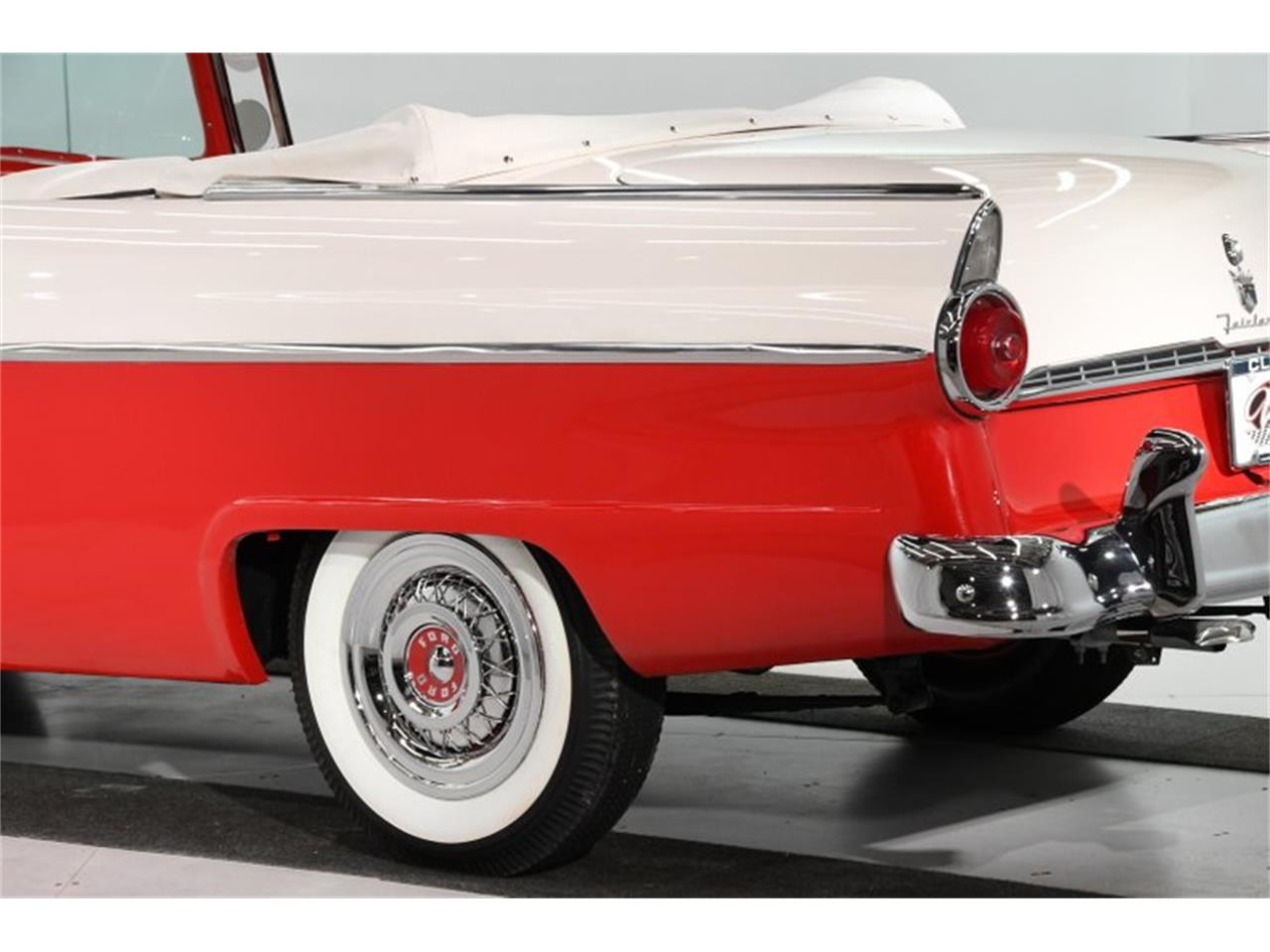 Large Picture of '55 Ford Fairlane located in Volo Illinois Offered by Volo Auto Museum - PM6P