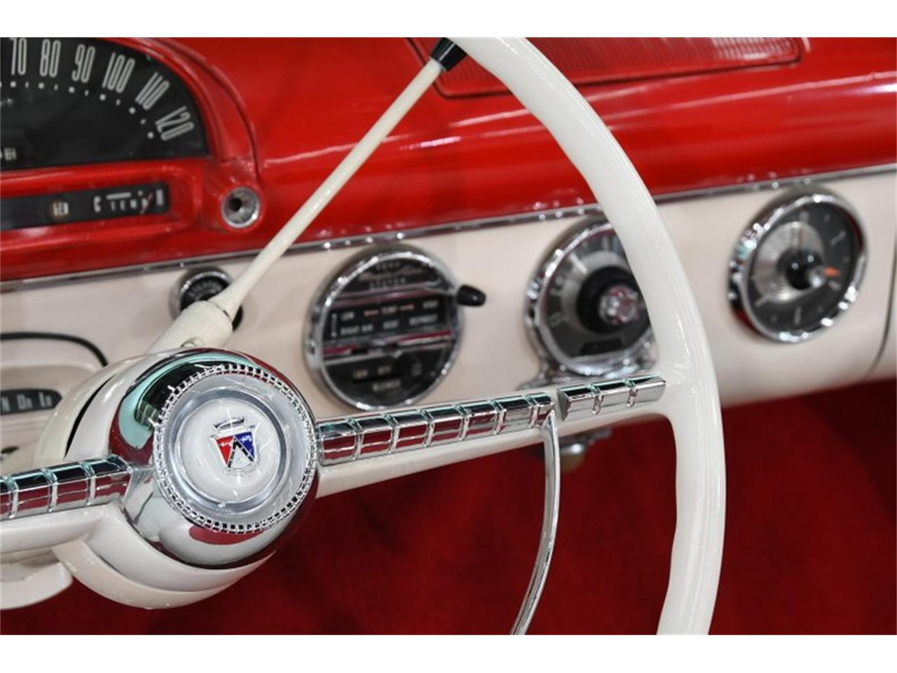 Large Picture of Classic 1955 Fairlane Offered by Volo Auto Museum - PM6P