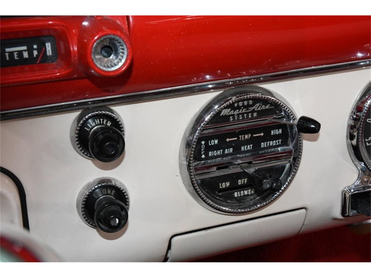 Large Picture of 1955 Ford Fairlane located in Volo Illinois - $45,998.00 Offered by Volo Auto Museum - PM6P