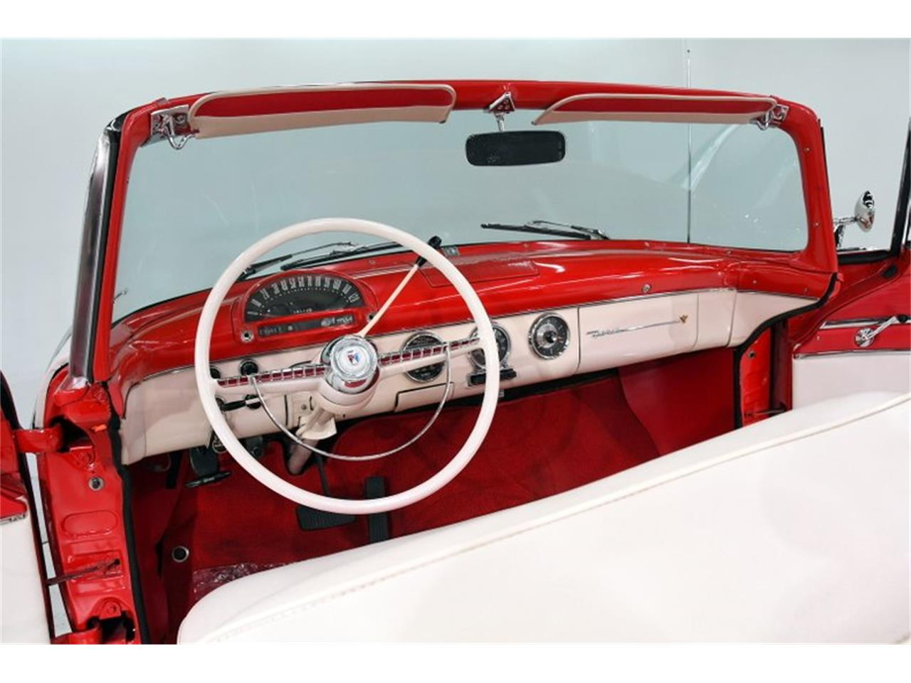 Large Picture of 1955 Ford Fairlane located in Illinois Offered by Volo Auto Museum - PM6P