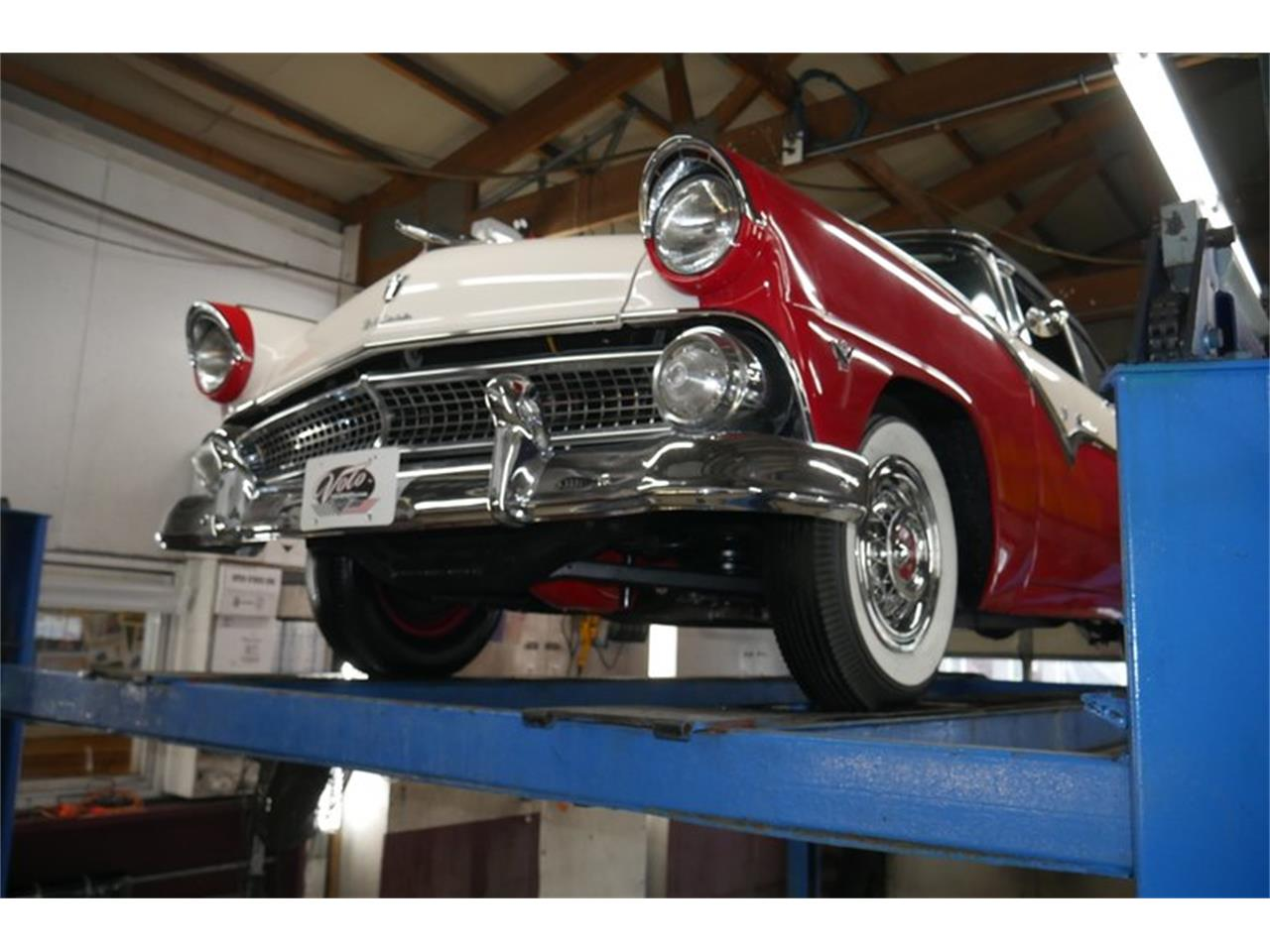 Large Picture of 1955 Ford Fairlane Offered by Volo Auto Museum - PM6P