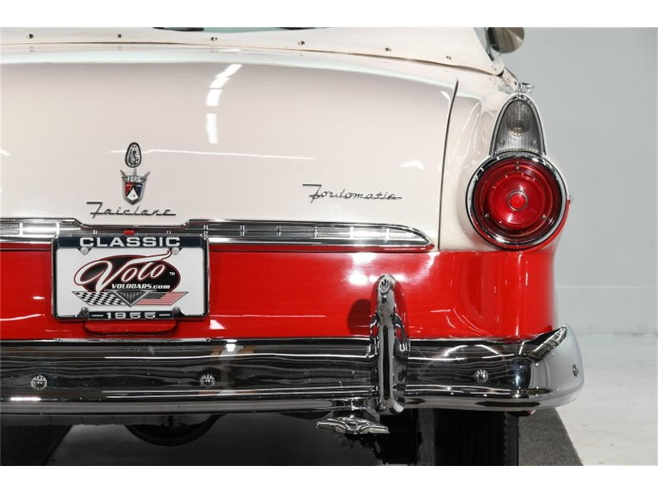 Large Picture of 1955 Fairlane located in Volo Illinois - $45,998.00 - PM6P