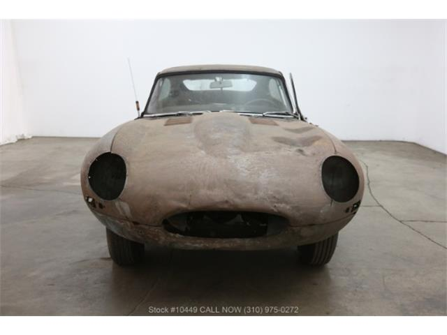 1966 Jaguar E-Type