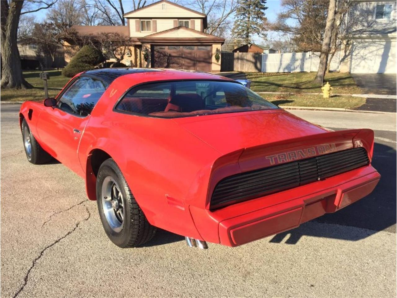 Large Picture of '79 Firebird Trans Am - PM73