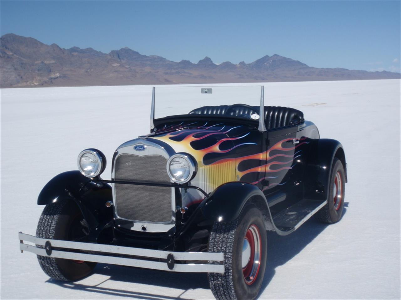 Large Picture Of 29 Model A Pilx