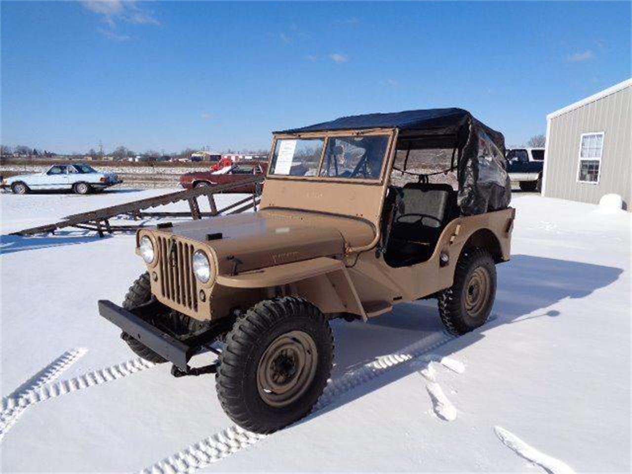 Large Picture of '46 Jeep - PM76