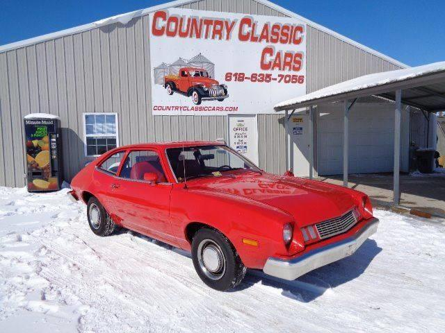 Picture of '77 Pinto - PM77