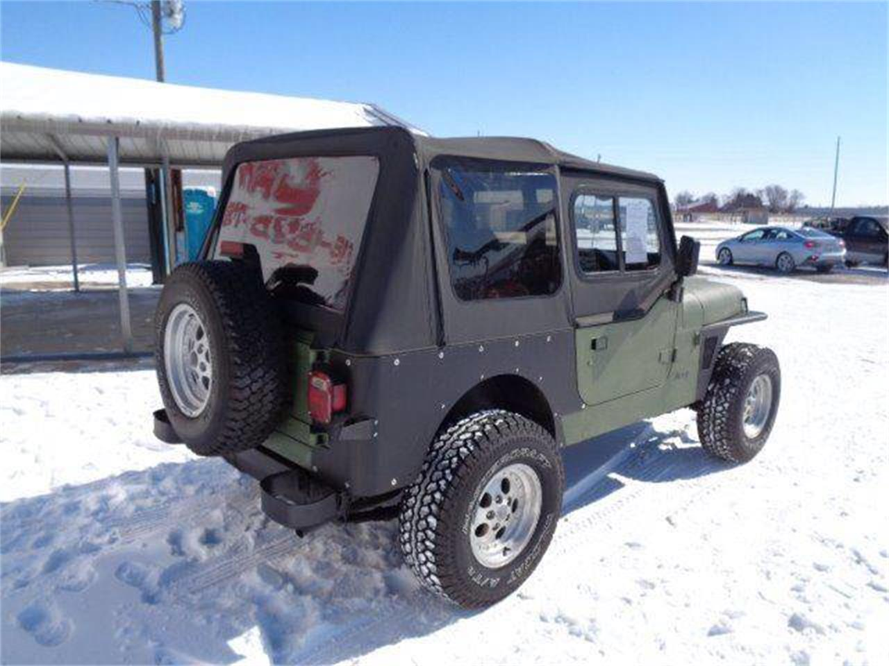 Large Picture of '94 Wrangler - PM7A