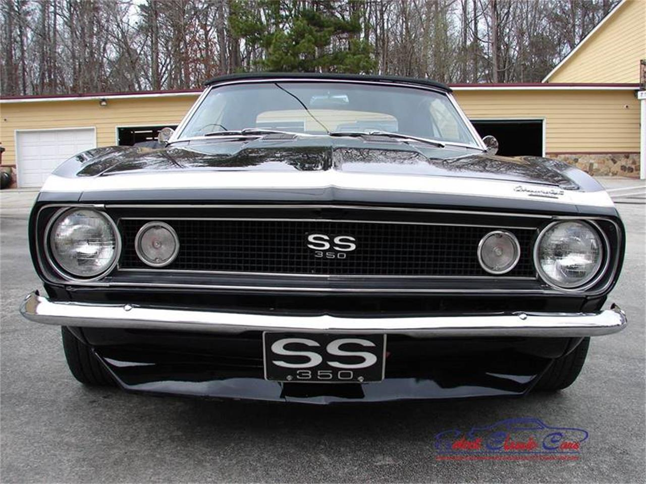 Large Picture of '67 Camaro - PM7E