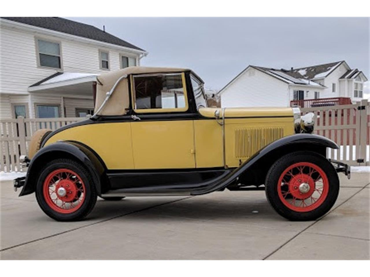1931 Ford Model A for Sale | ClassicCars com | CC-1190521
