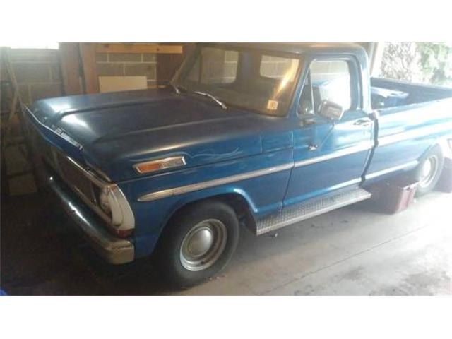 Picture of '70 F100 - PM8H