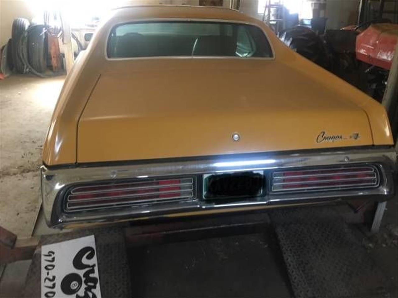 Large Picture of '71 Cougar - PM8L