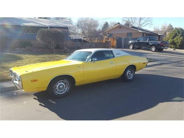 Picture of '72 Charger - PM8Q