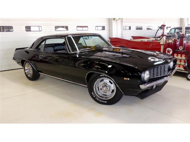muscle cars for sale on classiccars