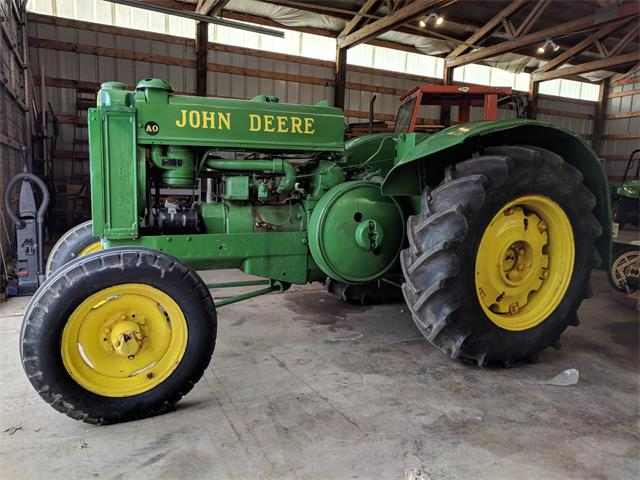 Picture of 1943 John Deere Tractor Auction Vehicle Offered by  - PIM8