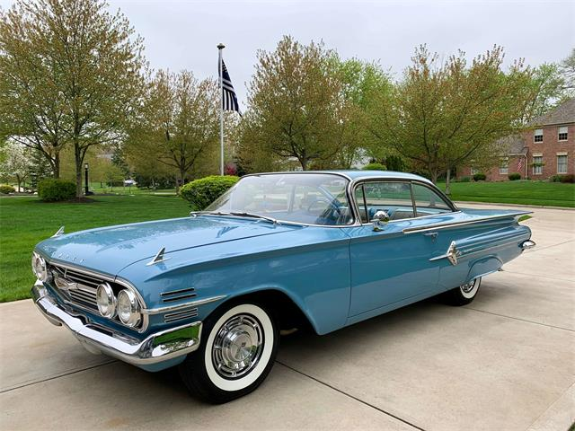 Picture of '60 Chevrolet Impala - $39,900.00 Offered by  - PMBN