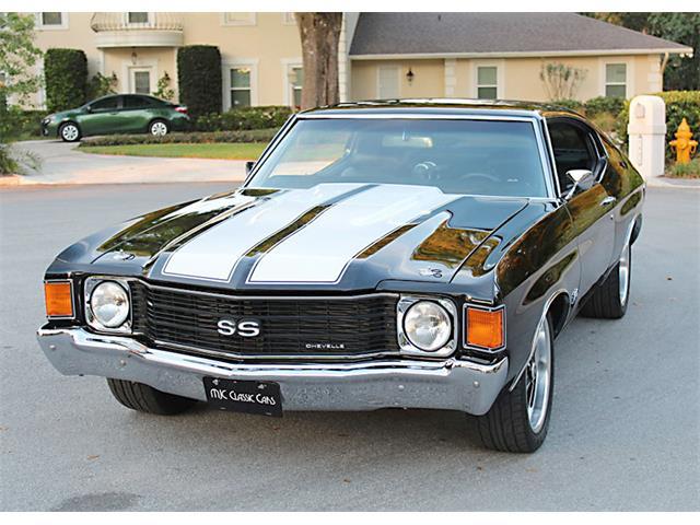 Picture of '72 Chevelle - PMBQ