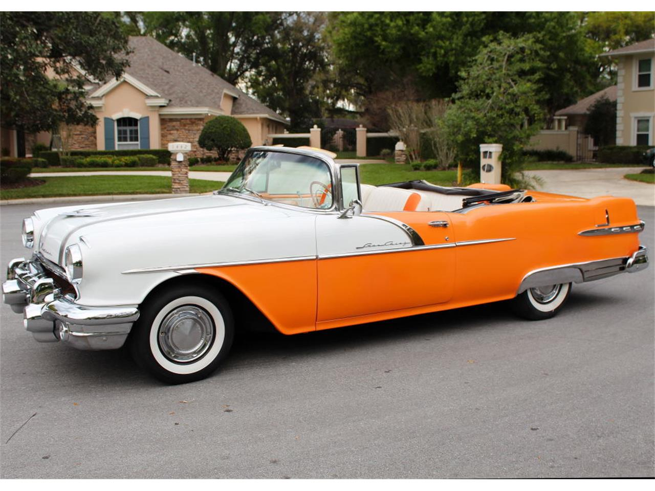 Large Picture of Classic 1956 Pontiac Star Chief located in Florida - PMBS