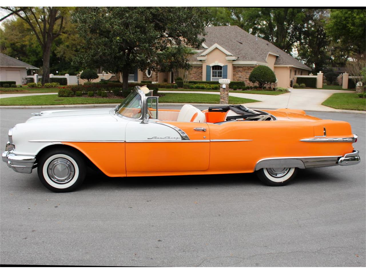 Large Picture of '56 Pontiac Star Chief - $52,500.00 Offered by MJC Classic Cars - PMBS
