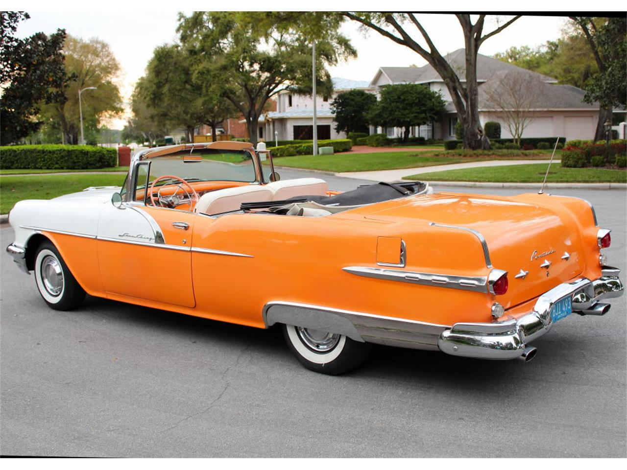 Large Picture of Classic 1956 Pontiac Star Chief located in Florida Offered by MJC Classic Cars - PMBS