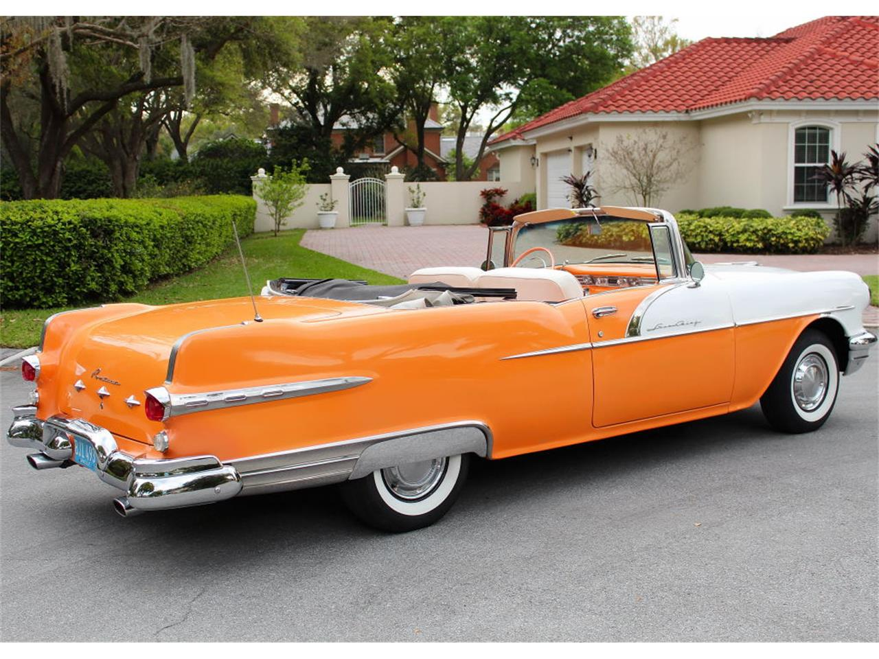 Large Picture of Classic '56 Pontiac Star Chief - $52,500.00 - PMBS