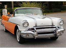 Picture of Classic '56 Pontiac Star Chief located in Lakeland Florida - $52,500.00 Offered by MJC Classic Cars - PMBS