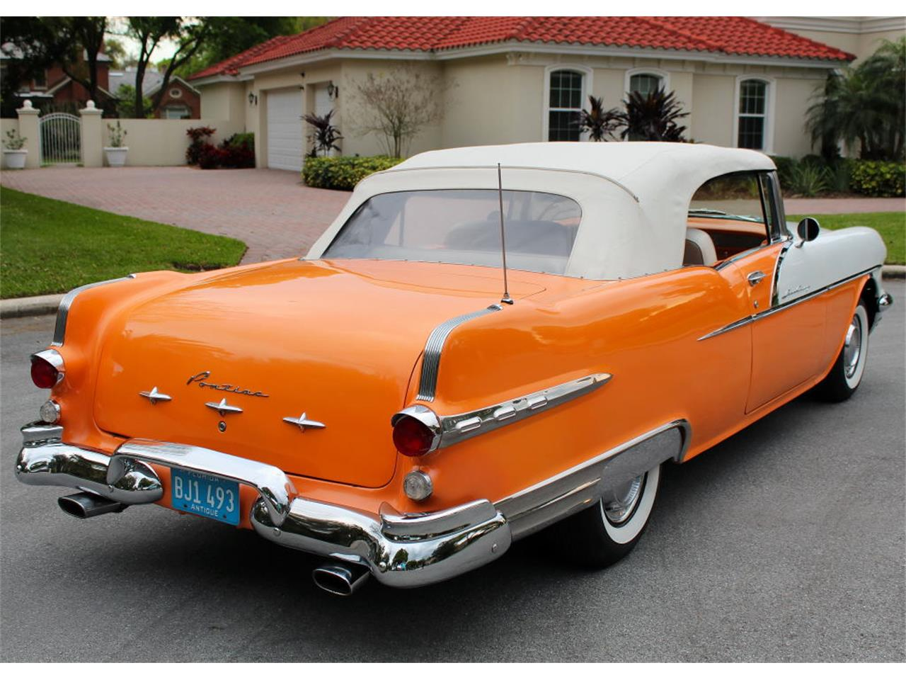 Large Picture of Classic '56 Star Chief located in Lakeland Florida - $52,500.00 Offered by MJC Classic Cars - PMBS