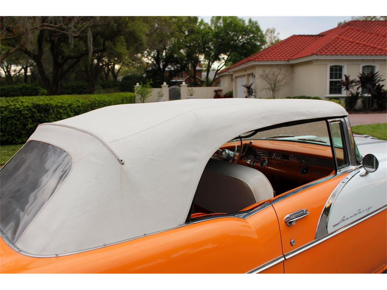 Large Picture of 1956 Pontiac Star Chief located in Lakeland Florida - $52,500.00 Offered by MJC Classic Cars - PMBS