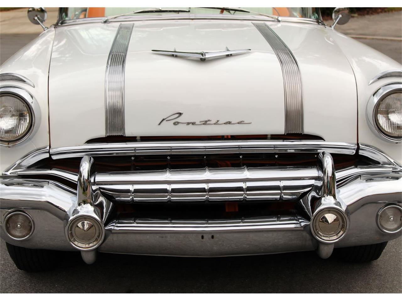 Large Picture of '56 Pontiac Star Chief located in Lakeland Florida - $52,500.00 Offered by MJC Classic Cars - PMBS