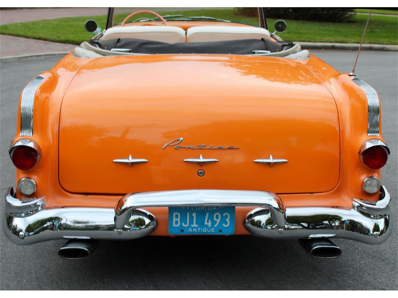 Large Picture of 1956 Pontiac Star Chief located in Lakeland Florida - $52,500.00 - PMBS