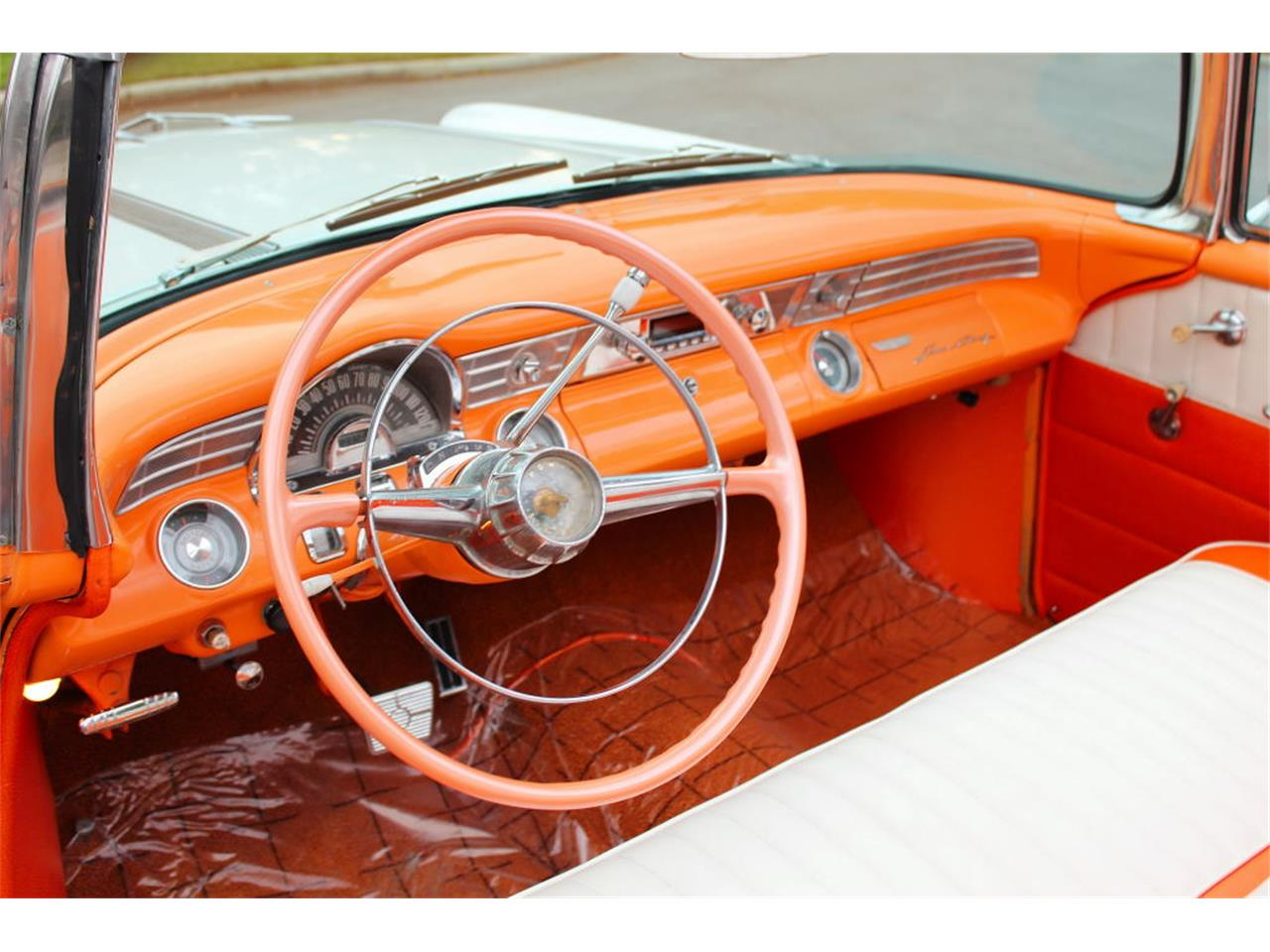 Large Picture of 1956 Pontiac Star Chief located in Florida Offered by MJC Classic Cars - PMBS