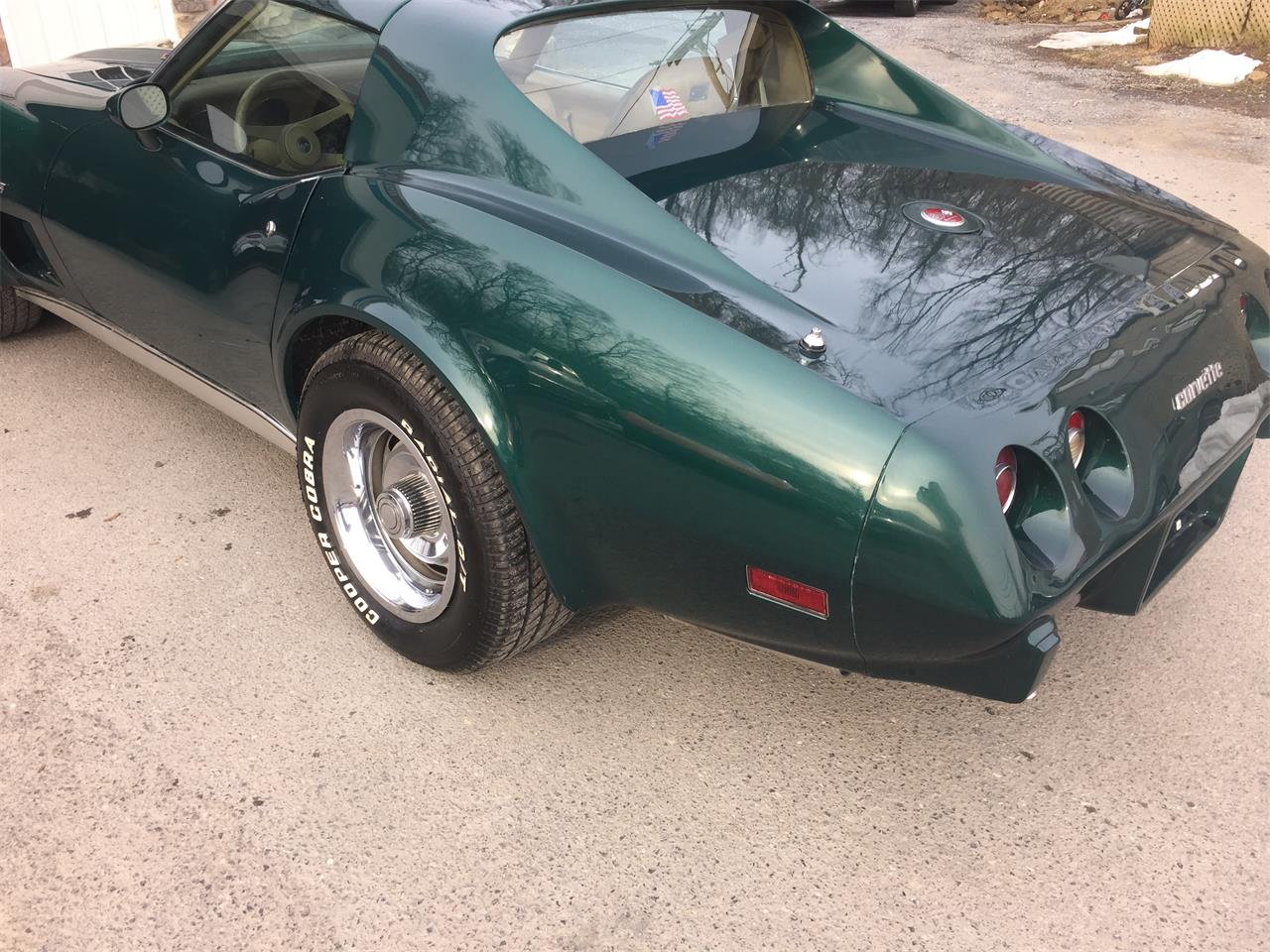 Large Picture of '76 Chevrolet Corvette Offered by Keystone Corvettes - PMC9