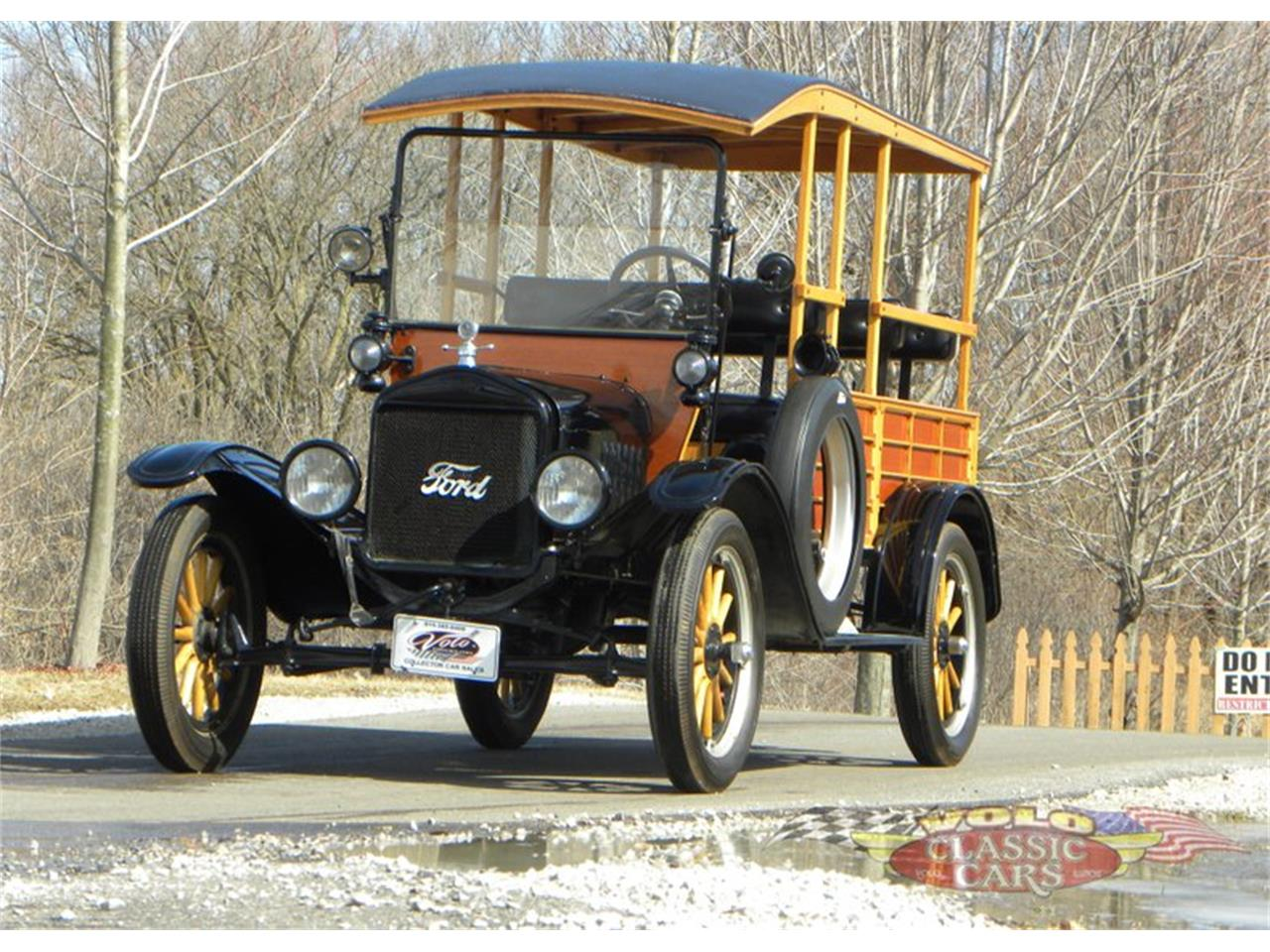 Large Picture of '26 Model T - PMD5