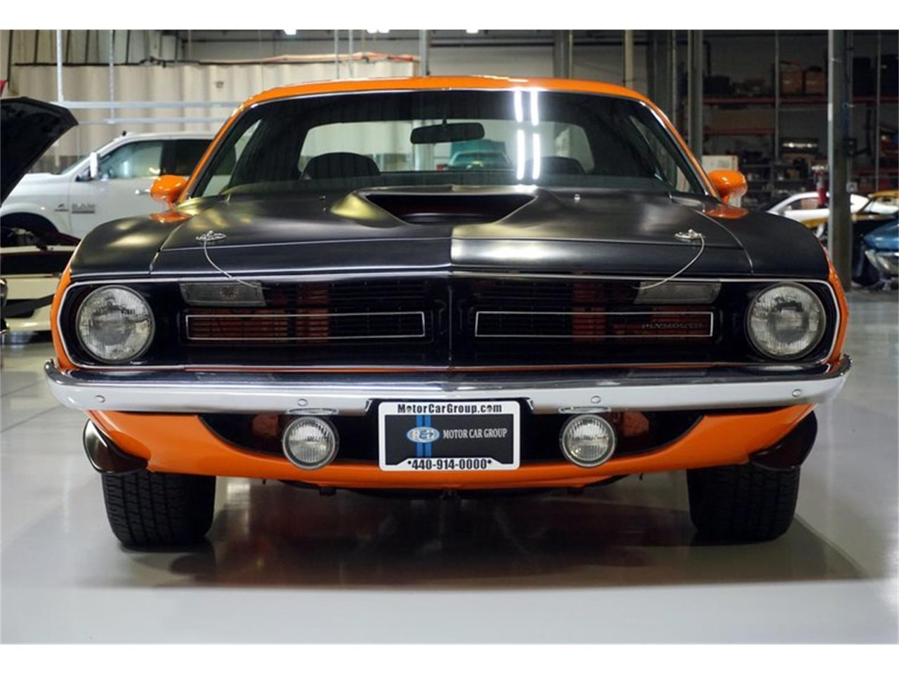 Large Picture of '70 Cuda - PMF1