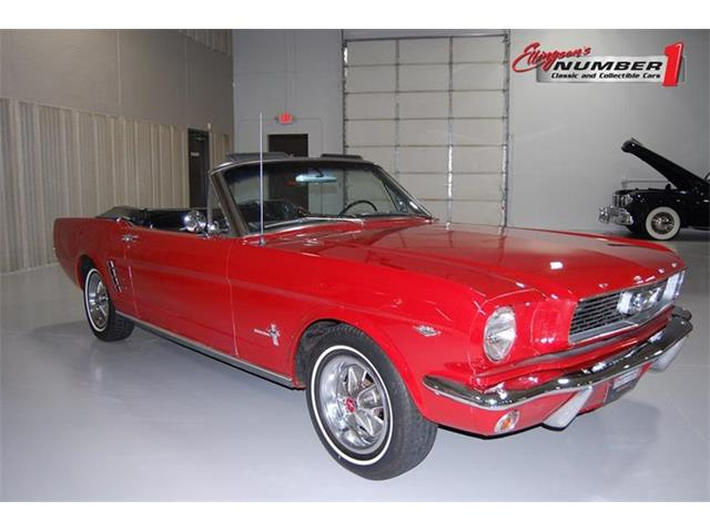 Picture of '66 Mustang - PMF3