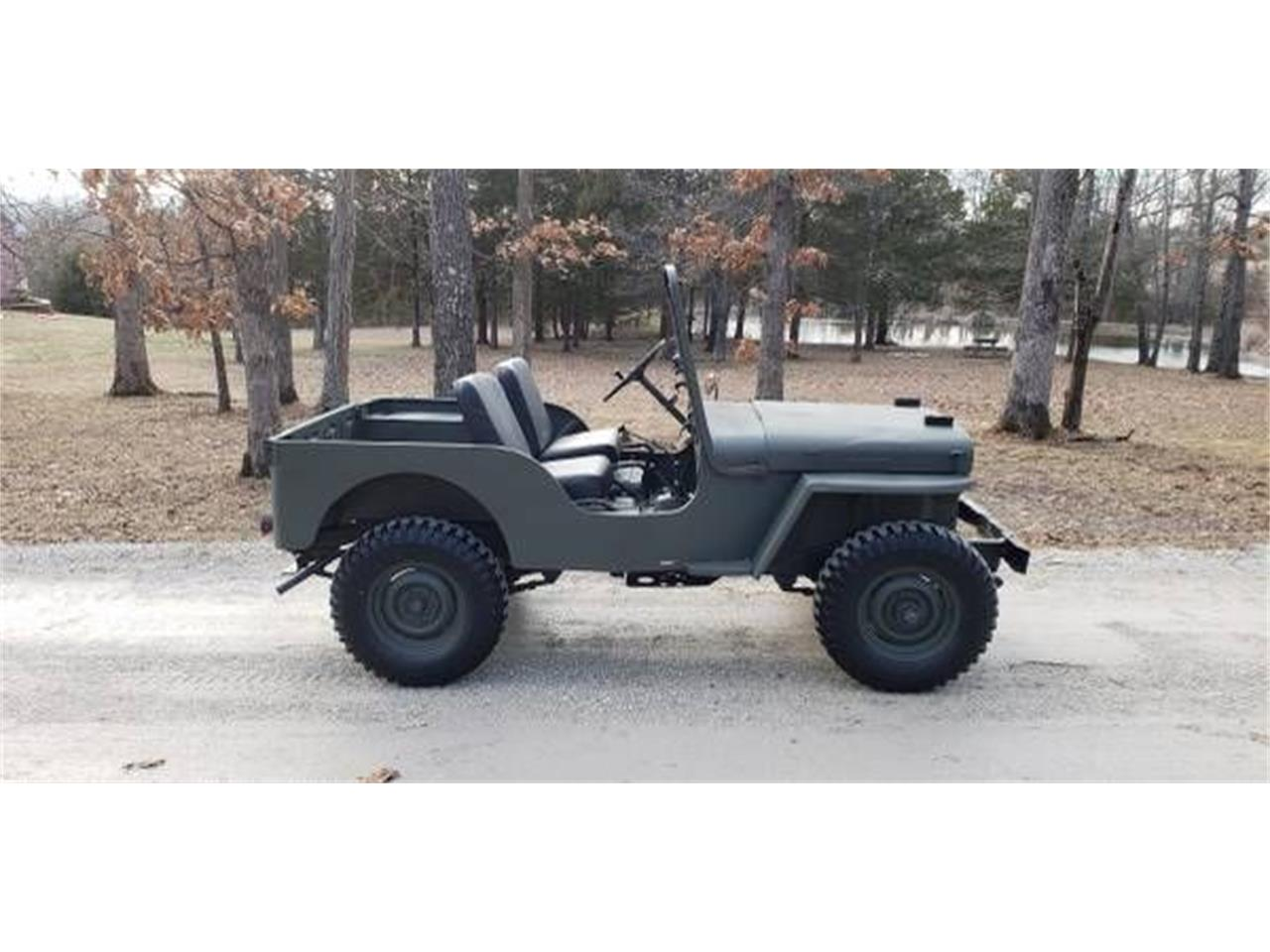Large Picture of '49 Jeep - PMFW