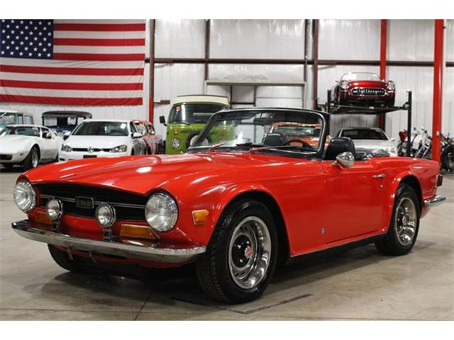 Picture of Classic '72 Triumph TR6 - $15,900.00 Offered by  - PIMT