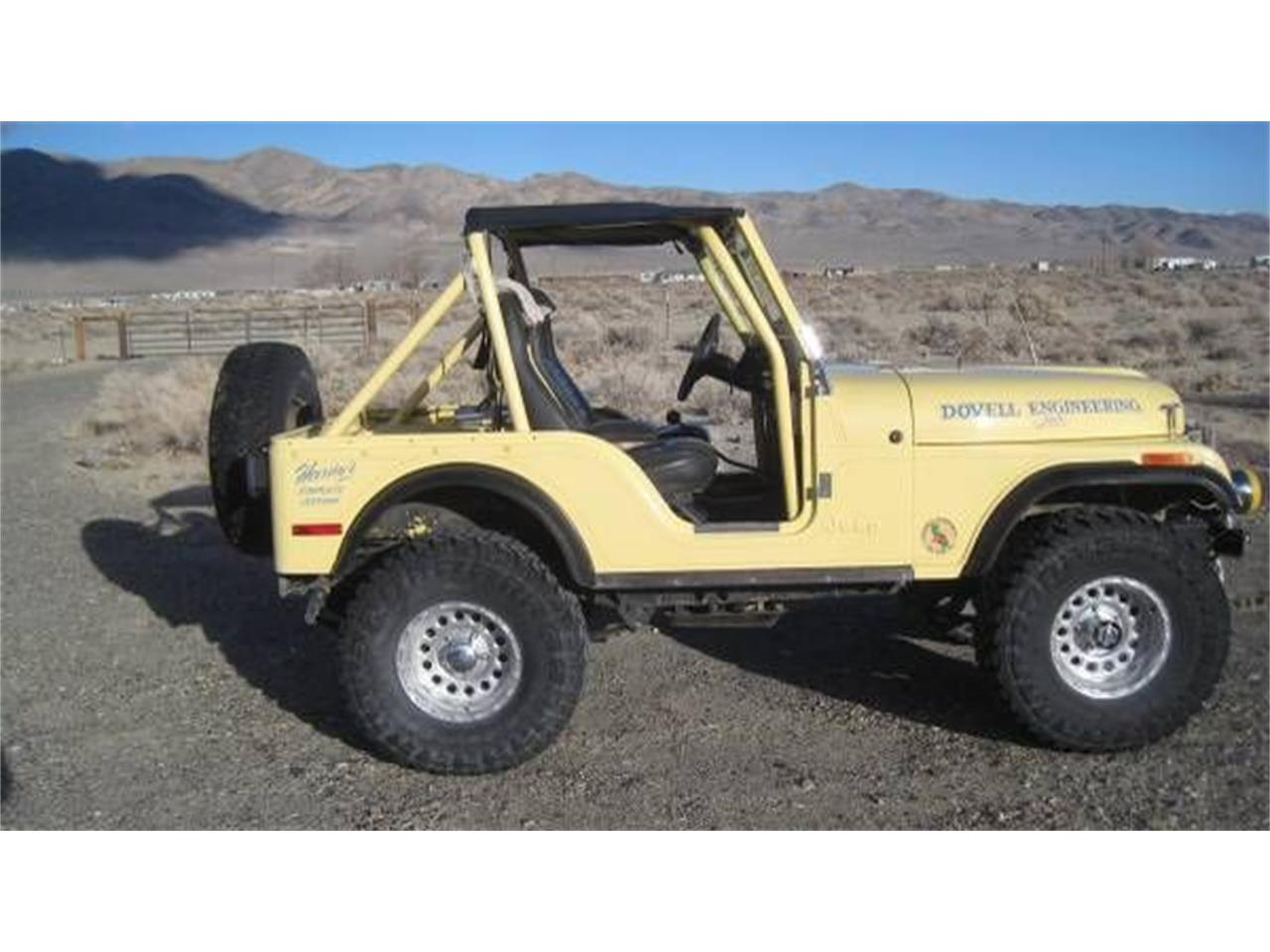 Large Picture of '79 CJ5 - PMGI