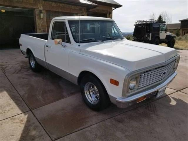 Picture of Classic 1972 Chevrolet Pickup located in Cadillac Michigan Offered by  - PMGM