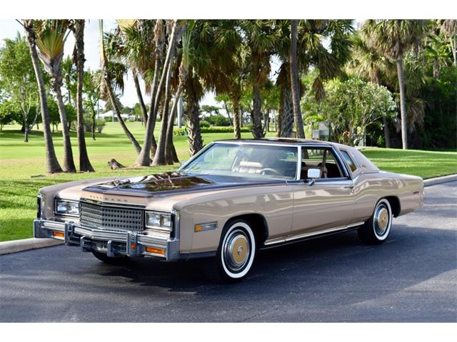 Picture of '78 Eldorado - PMGS