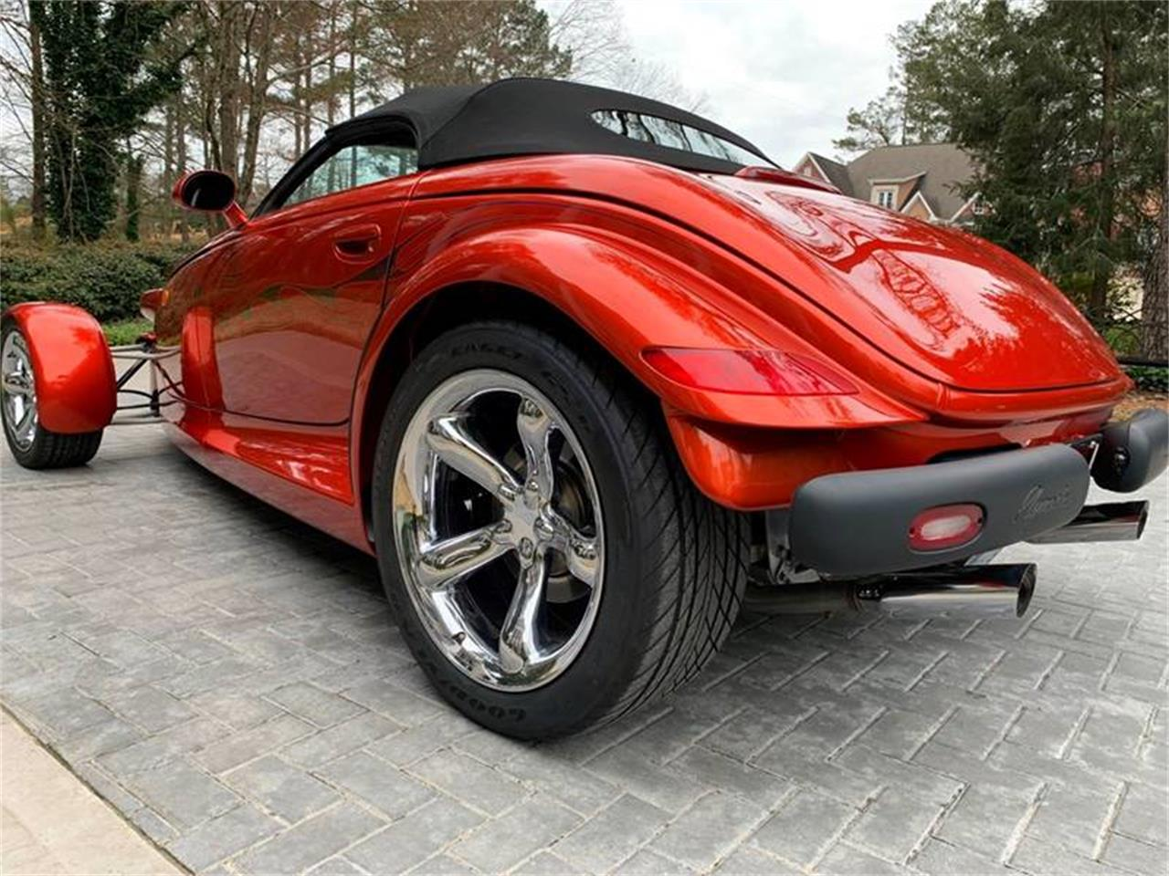 Large Picture of '01 Prowler - PMH4