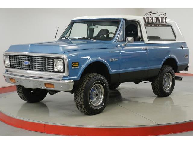 Picture of Classic 1971 Chevrolet Blazer - $26,900.00 Offered by  - PIMX