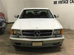 Picture of '89 Mercedes-Benz 560SEC located in Cleveland Ohio Offered by MB Vintage Cars Inc - PMH7