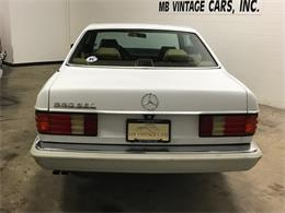 Picture of 1989 560SEC located in Cleveland Ohio Offered by MB Vintage Cars Inc - PMH7