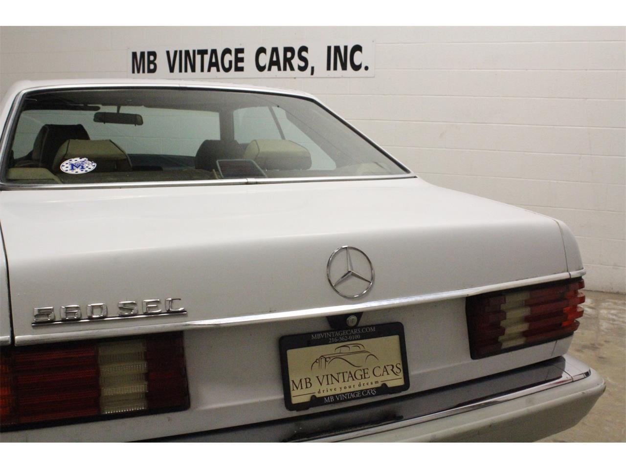 Large Picture of '89 Mercedes-Benz 560SEC - PMH7