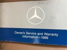 Picture of 1989 Mercedes-Benz 560SEC located in Cleveland Ohio - $9,500.00 Offered by MB Vintage Cars Inc - PMH7