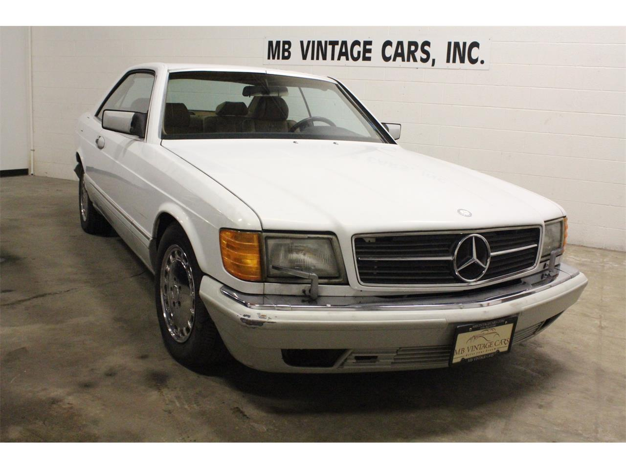 Large Picture of 1989 560SEC located in Ohio Offered by MB Vintage Cars Inc - PMH7